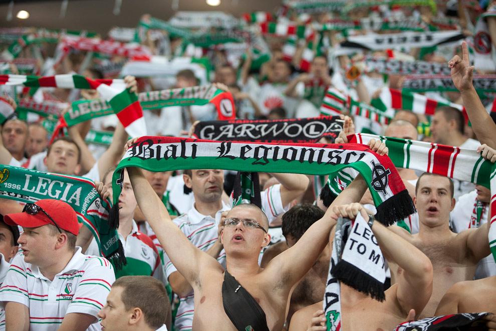 Legia Warszawa 2-2 Steaua Bukareszt - fot. Piotr Galas / Wiadomosci24.pl (zdjęcie 39 z 87)
