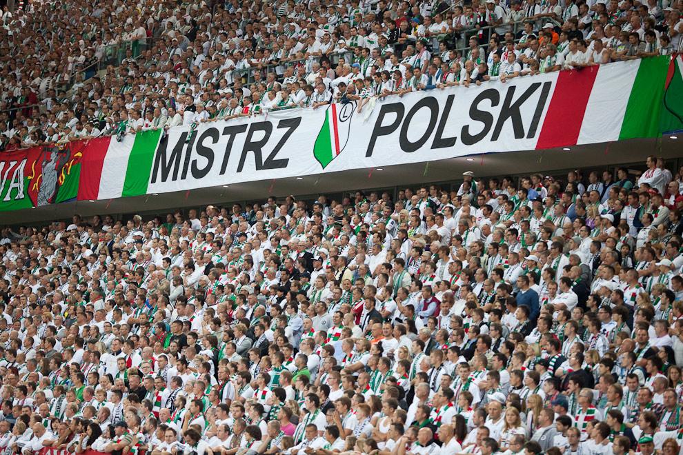 Legia Warszawa 2-2 Steaua Bukareszt - fot. Piotr Galas / Wiadomosci24.pl (zdjęcie 43 z 87)