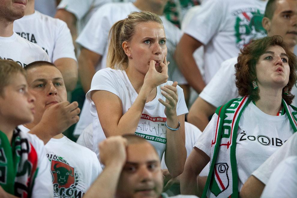 Legia Warszawa 2-2 Steaua Bukareszt - fot. Piotr Galas / Wiadomosci24.pl (zdjęcie 47 z 87)