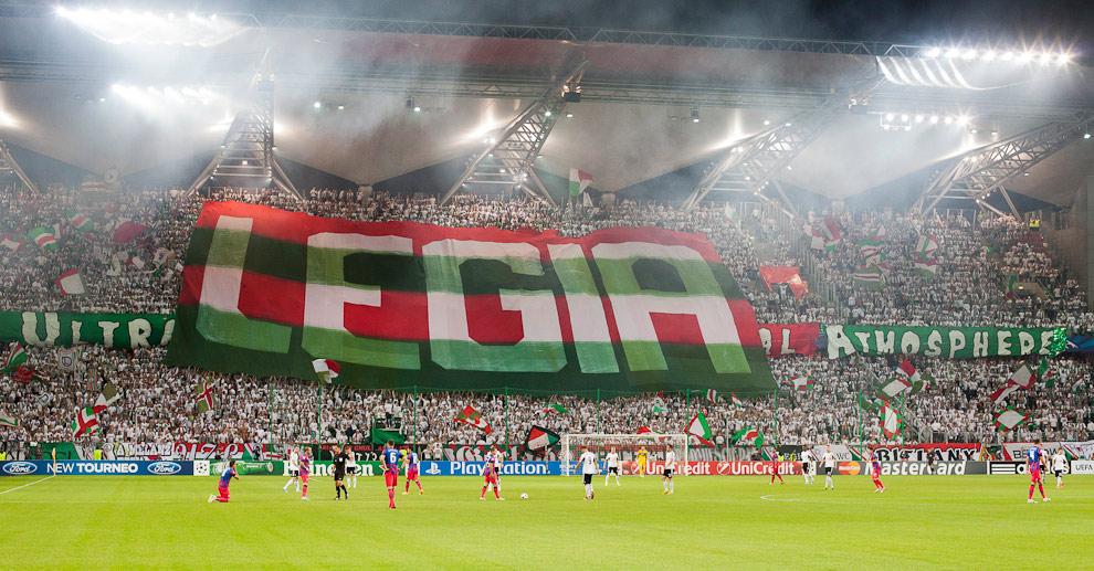 Legia Warszawa 2-2 Steaua Bukareszt - fot. Piotr Galas / Wiadomosci24.pl (zdjęcie 5 z 87)