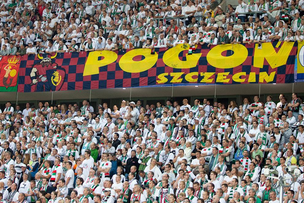 Legia Warszawa 2-2 Steaua Bukareszt - fot. Piotr Galas / Wiadomosci24.pl (zdjęcie 61 z 87)