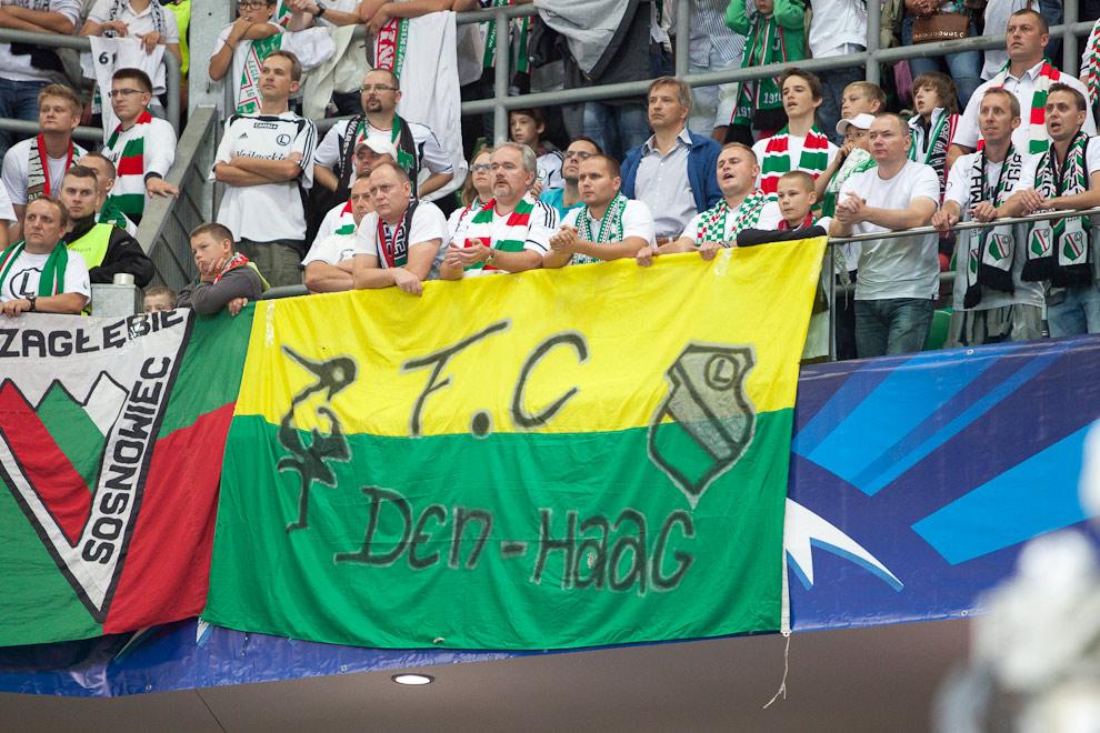 Legia Warszawa 2-2 Steaua Bukareszt - fot. Piotr Galas / Wiadomosci24.pl (zdjęcie 64 z 87)