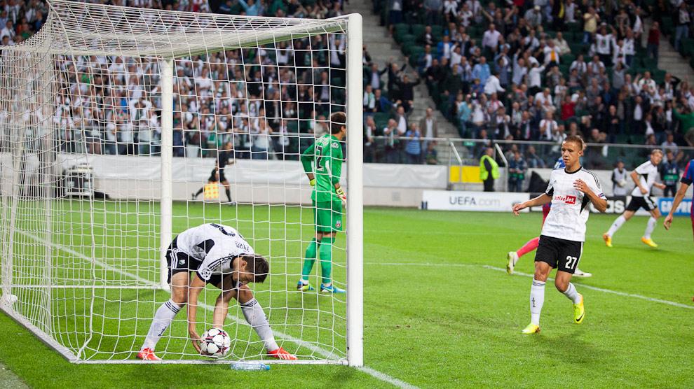 Legia Warszawa 2-2 Steaua Bukareszt - fot. Piotr Galas / Wiadomosci24.pl (zdjęcie 70 z 87)