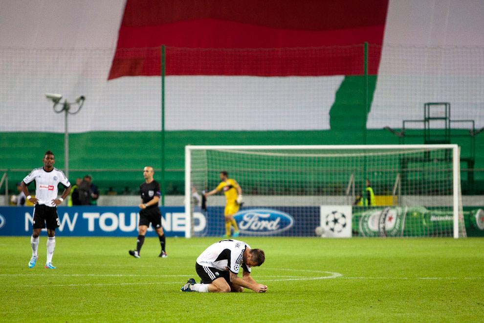 Legia Warszawa 2-2 Steaua Bukareszt - fot. Piotr Galas / Wiadomosci24.pl (zdjęcie 73 z 87)