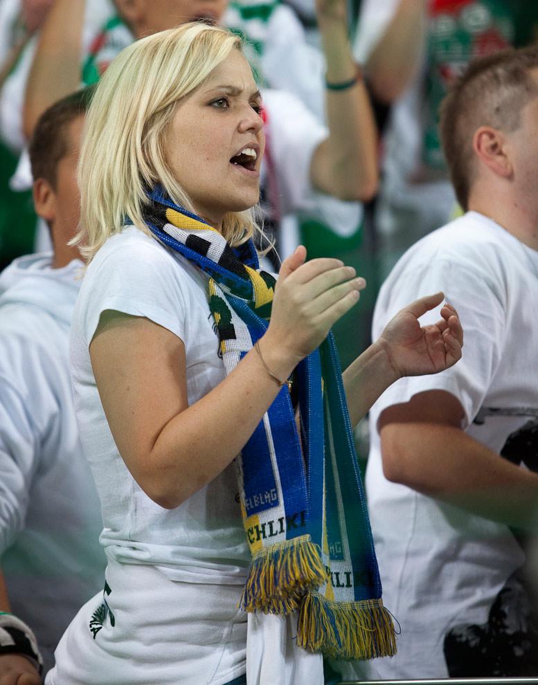 Legia Warszawa 2-2 Steaua Bukareszt - fot. Piotr Galas / Wiadomosci24.pl (zdjęcie 79 z 87)