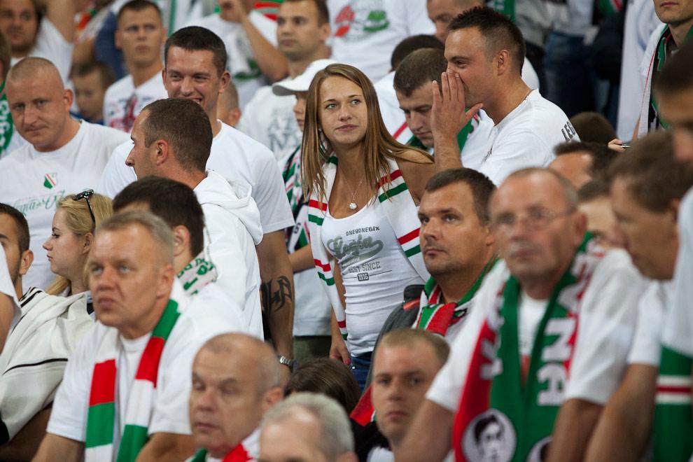 Legia Warszawa 2-2 Steaua Bukareszt - fot. Piotr Galas / Wiadomosci24.pl (zdjęcie 81 z 87)