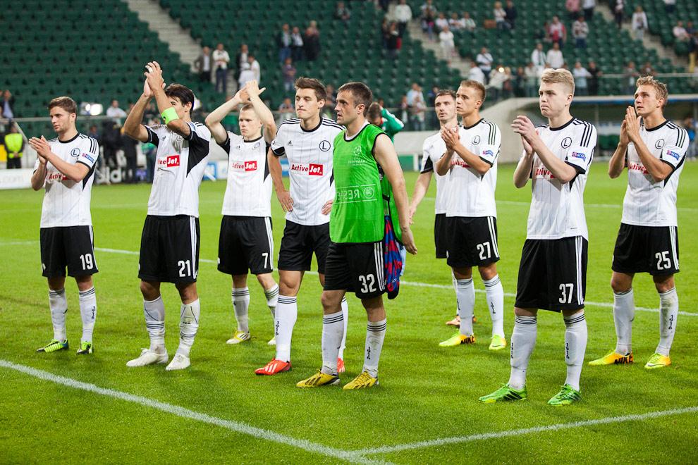 Legia Warszawa 2-2 Steaua Bukareszt - fot. Piotr Galas / Wiadomosci24.pl (zdjęcie 84 z 87)