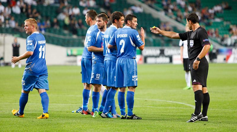 Legia Warszawa 1-0 The New Saints - fot. Piotr Galas (wiadomosci24.pl) (zdjęcie 10 z 40)