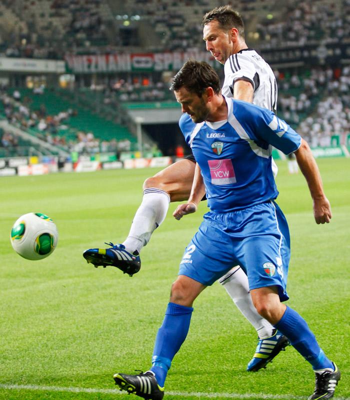 Legia Warszawa 1-0 The New Saints - fot. Piotr Galas (wiadomosci24.pl) (zdjęcie 11 z 40)