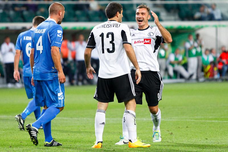 Legia Warszawa 1-0 The New Saints - fot. Piotr Galas (wiadomosci24.pl) (zdjęcie 13 z 40)