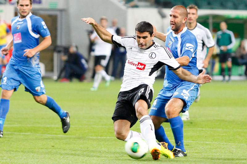 Legia Warszawa 1-0 The New Saints - fot. Piotr Galas (wiadomosci24.pl) (zdjęcie 15 z 40)