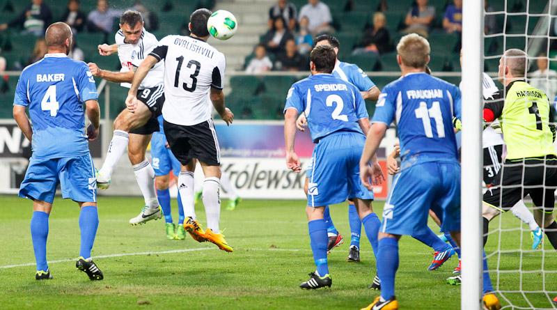 Legia Warszawa 1-0 The New Saints - fot. Piotr Galas (wiadomosci24.pl) (zdjęcie 16 z 40)