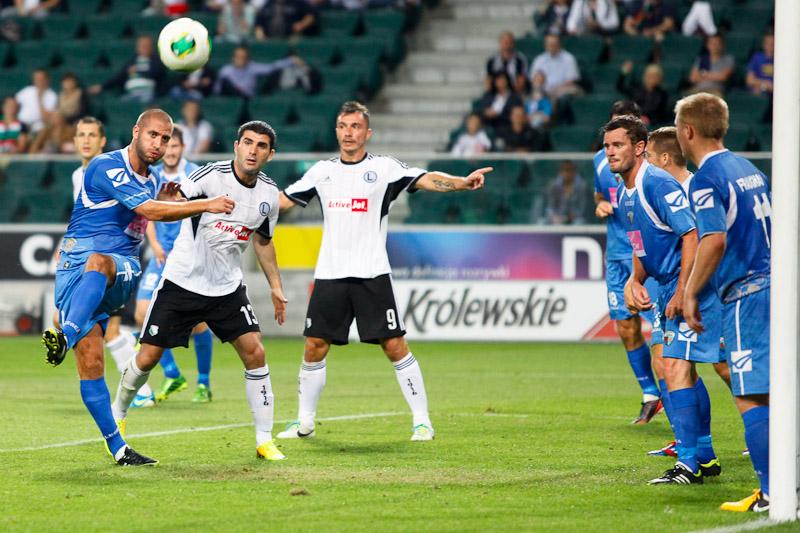 Legia Warszawa 1-0 The New Saints - fot. Piotr Galas (wiadomosci24.pl) (zdjęcie 17 z 40)