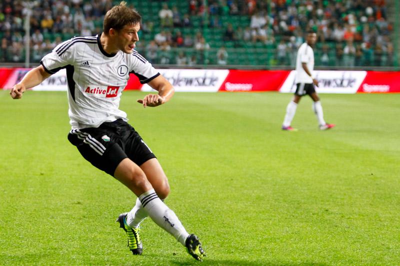 Legia Warszawa 1-0 The New Saints - fot. Piotr Galas (wiadomosci24.pl) (zdjęcie 19 z 40)
