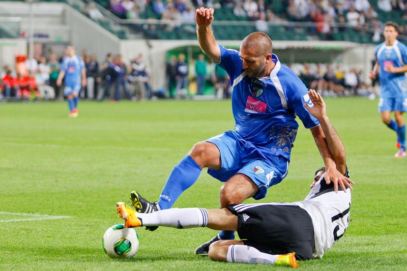 Legia Warszawa 1-0 The New Saints - fot. Piotr Galas (wiadomosci24.pl) (zdjęcie 2 z 40)