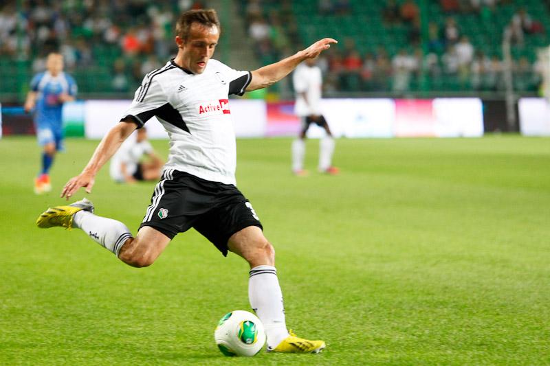Legia Warszawa 1-0 The New Saints - fot. Piotr Galas (wiadomosci24.pl) (zdjęcie 20 z 40)