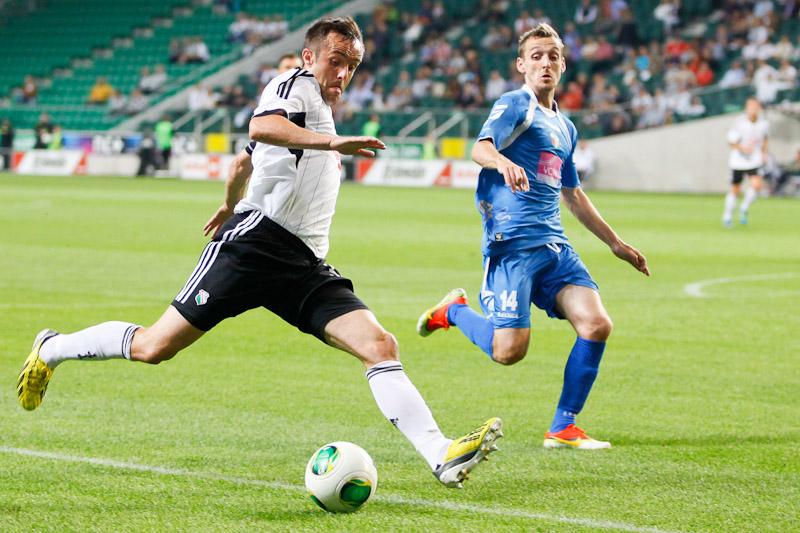 Legia Warszawa 1-0 The New Saints - fot. Piotr Galas (wiadomosci24.pl) (zdjęcie 23 z 40)