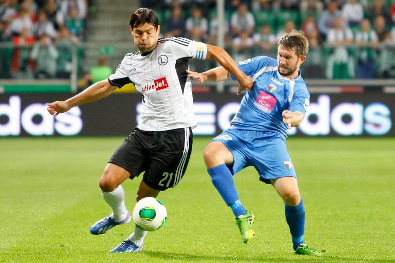 Legia Warszawa 1-0 The New Saints - fot. Piotr Galas (wiadomosci24.pl) (zdjęcie 24 z 40)