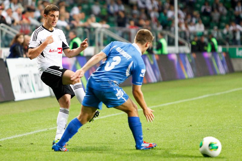 Legia Warszawa 1-0 The New Saints - fot. Piotr Galas (wiadomosci24.pl) (zdjęcie 25 z 40)