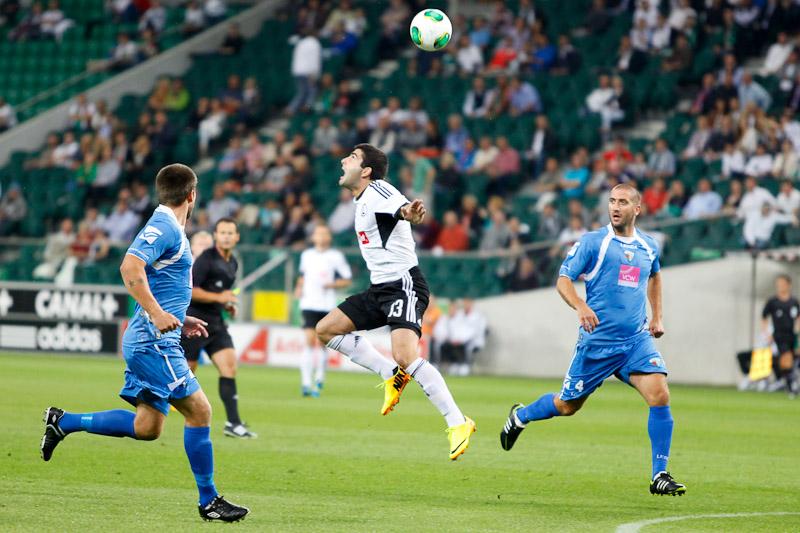 Legia Warszawa 1-0 The New Saints - fot. Piotr Galas (wiadomosci24.pl) (zdjęcie 26 z 40)