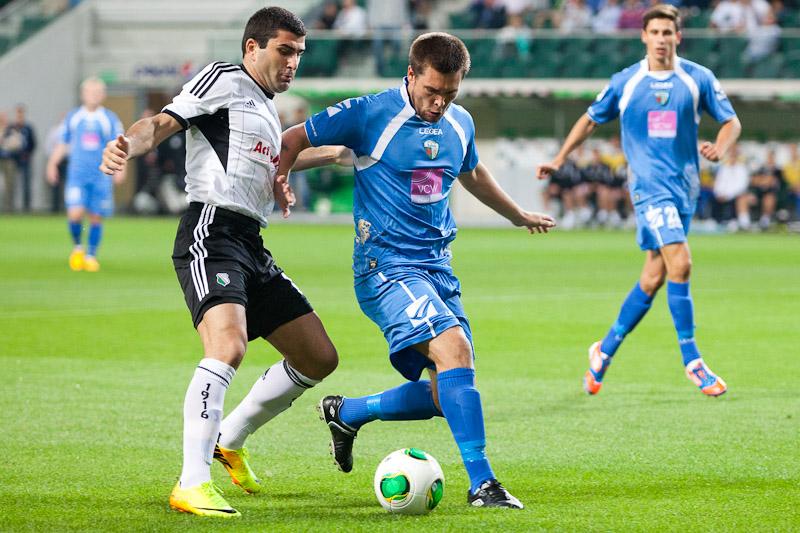 Legia Warszawa 1-0 The New Saints - fot. Piotr Galas (wiadomosci24.pl) (zdjęcie 28 z 40)
