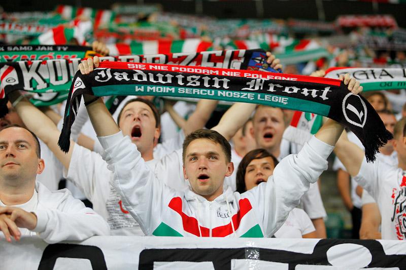 Legia Warszawa 1-0 The New Saints - fot. Piotr Galas (wiadomosci24.pl) (zdjęcie 29 z 40)