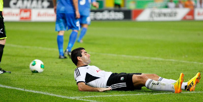 Legia Warszawa 1-0 The New Saints - fot. Piotr Galas (wiadomosci24.pl) (zdjęcie 3 z 40)