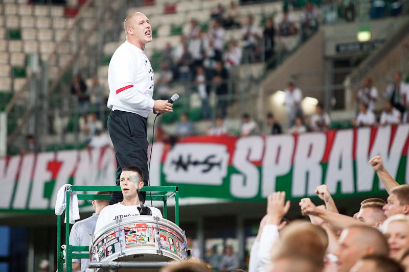 Legia Warszawa 1-0 The New Saints - fot. Piotr Galas (wiadomosci24.pl) (zdjęcie 30 z 40)