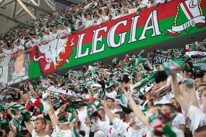 Legia Warszawa 1-0 The New Saints - fot. Piotr Galas (wiadomosci24.pl) (zdjęcie 31 z 40)