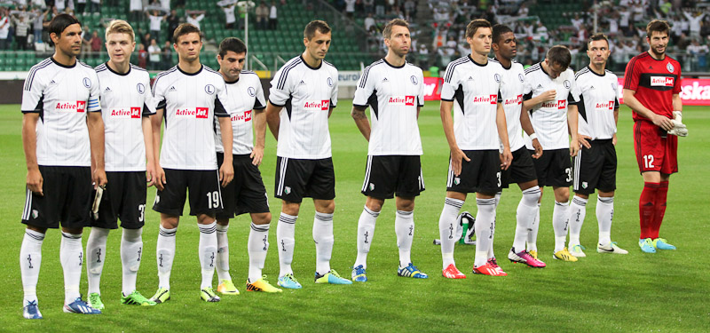Legia Warszawa 1-0 The New Saints - fot. Piotr Galas (wiadomosci24.pl) (zdjęcie 35 z 40)