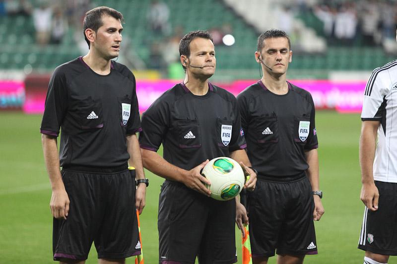 Legia Warszawa 1-0 The New Saints - fot. Piotr Galas (wiadomosci24.pl) (zdjęcie 36 z 40)