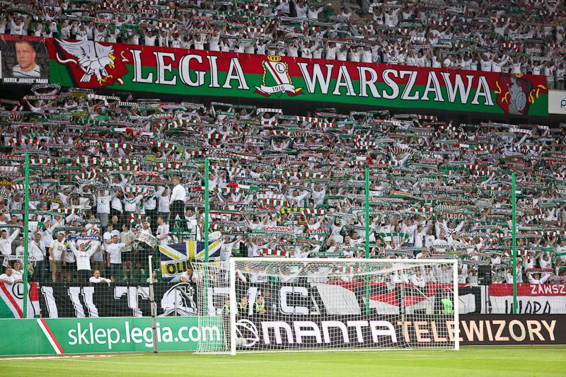 Legia Warszawa 1-0 The New Saints - fot. Piotr Galas (wiadomosci24.pl) (zdjęcie 37 z 40)