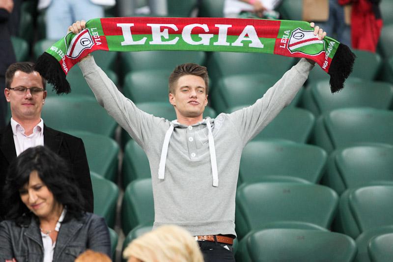 Legia Warszawa 1-0 The New Saints - fot. Piotr Galas (wiadomosci24.pl) (zdjęcie 38 z 40)