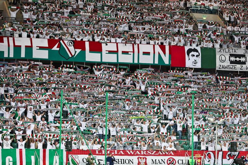 Legia Warszawa 1-0 The New Saints - fot. Piotr Galas (wiadomosci24.pl) (zdjęcie 39 z 40)