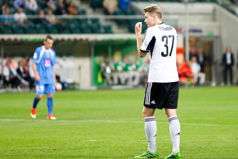 Legia Warszawa 1-0 The New Saints - fot. Piotr Galas (wiadomosci24.pl) (zdjęcie 4 z 40)