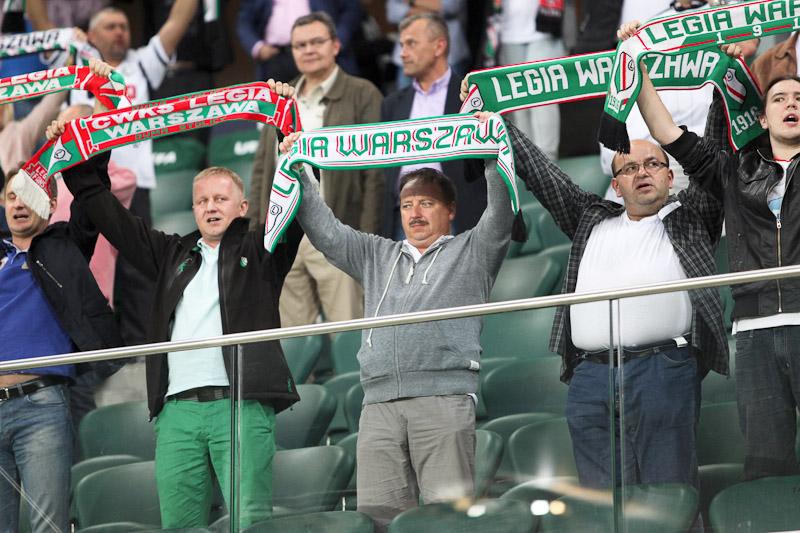 Legia Warszawa 1-0 The New Saints - fot. Piotr Galas (wiadomosci24.pl) (zdjęcie 40 z 40)