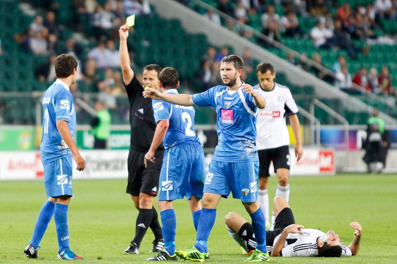 Legia Warszawa 1-0 The New Saints - fot. Piotr Galas (wiadomosci24.pl) (zdjęcie 8 z 40)