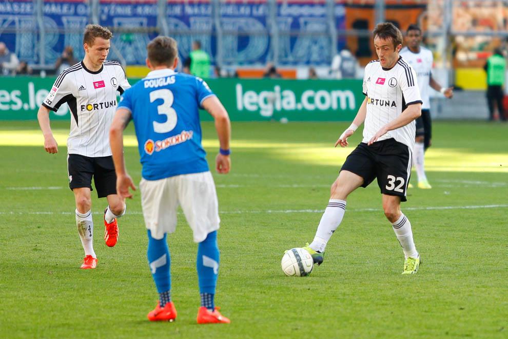 Legia Warszawa 1-0 Lech Poznań - fot. Piotr Galas/wiadomosci24.pl (zdjęcie 12 z 72)