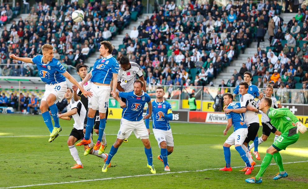 Legia Warszawa 1-0 Lech Poznań - fot. Piotr Galas/wiadomosci24.pl (zdjęcie 13 z 72)