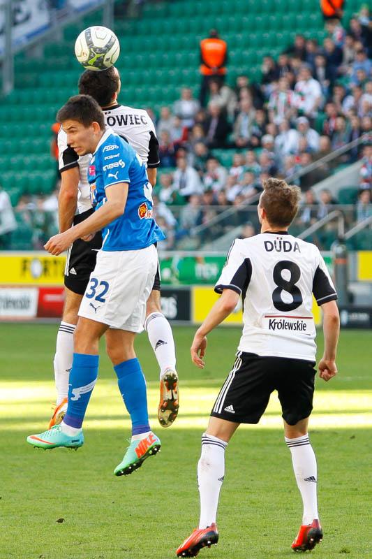 Legia Warszawa 1-0 Lech Poznań - fot. Piotr Galas/wiadomosci24.pl (zdjęcie 14 z 72)
