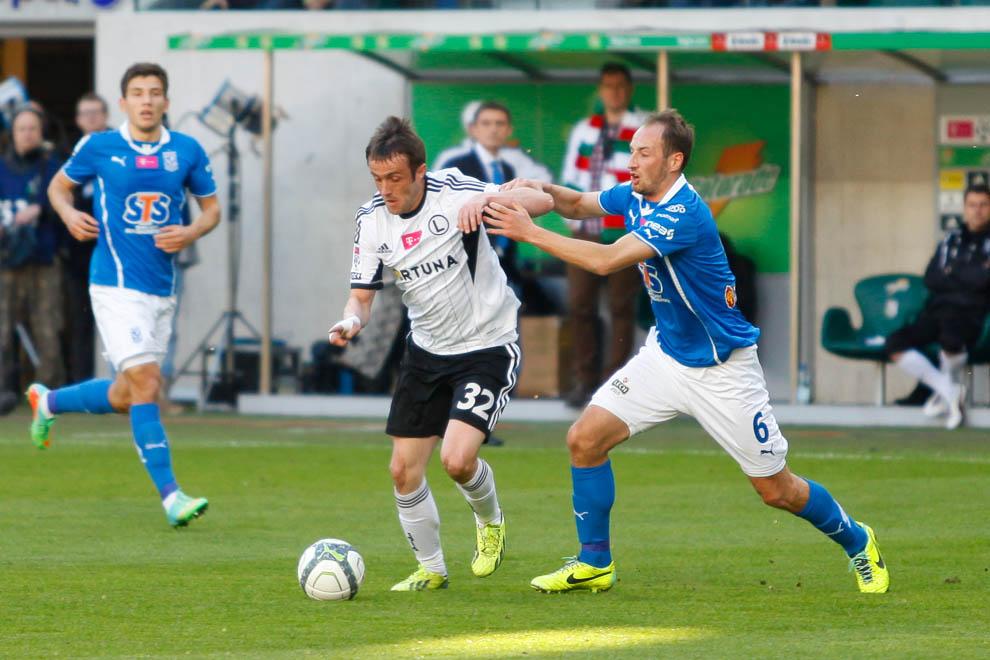 Legia Warszawa 1-0 Lech Poznań - fot. Piotr Galas/wiadomosci24.pl (zdjęcie 15 z 72)