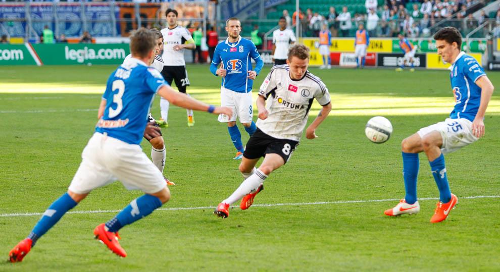 Legia Warszawa 1-0 Lech Poznań - fot. Piotr Galas/wiadomosci24.pl (zdjęcie 16 z 72)