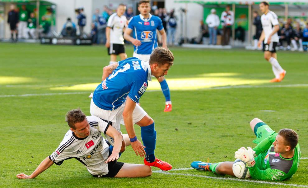 Legia Warszawa 1-0 Lech Poznań - fot. Piotr Galas/wiadomosci24.pl (zdjęcie 17 z 72)