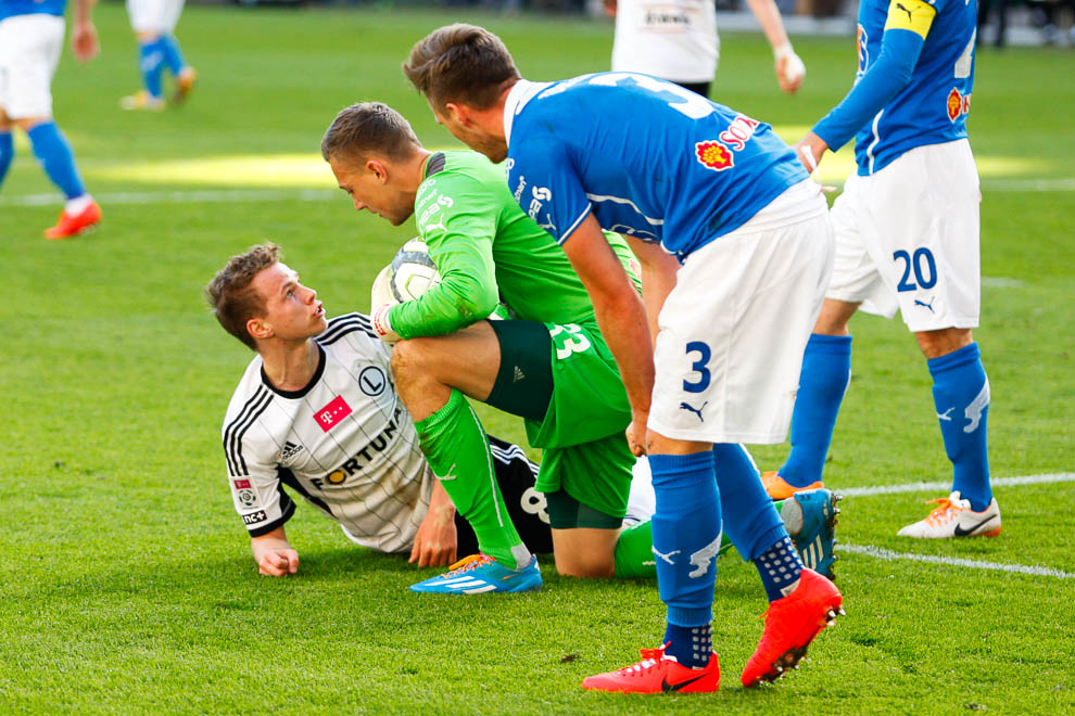 Legia Warszawa 1-0 Lech Poznań - fot. Piotr Galas/wiadomosci24.pl (zdjęcie 18 z 72)