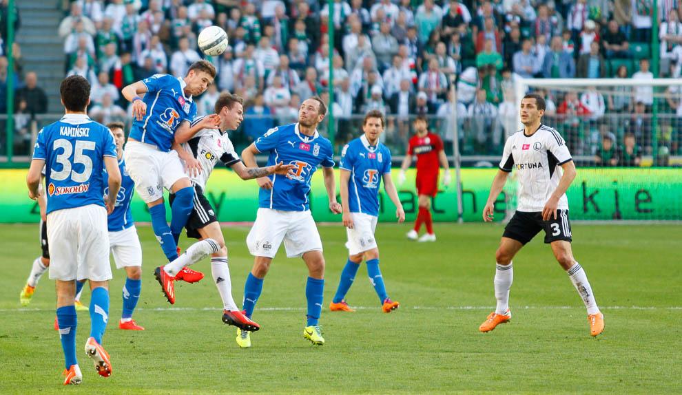 Legia Warszawa 1-0 Lech Poznań - fot. Piotr Galas/wiadomosci24.pl (zdjęcie 19 z 72)