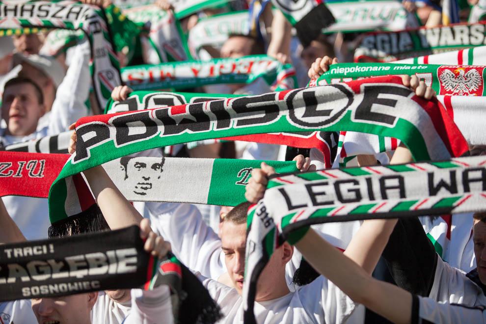 Legia Warszawa 1-0 Lech Poznań - fot. Piotr Galas/wiadomosci24.pl (zdjęcie 2 z 72)