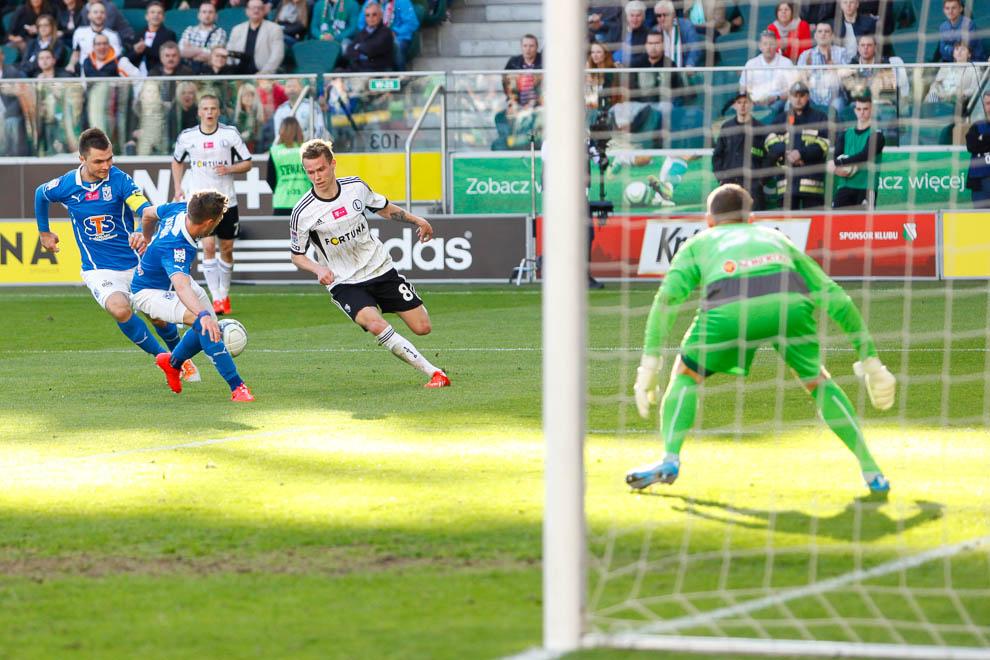 Legia Warszawa 1-0 Lech Poznań - fot. Piotr Galas/wiadomosci24.pl (zdjęcie 20 z 72)
