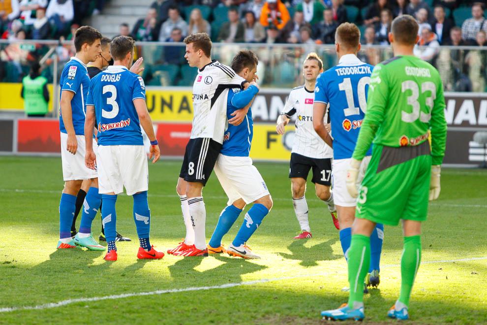 Legia Warszawa 1-0 Lech Poznań - fot. Piotr Galas/wiadomosci24.pl (zdjęcie 21 z 72)