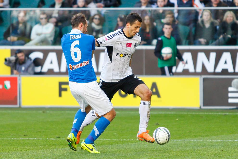 Legia Warszawa 1-0 Lech Poznań - fot. Piotr Galas/wiadomosci24.pl (zdjęcie 22 z 72)