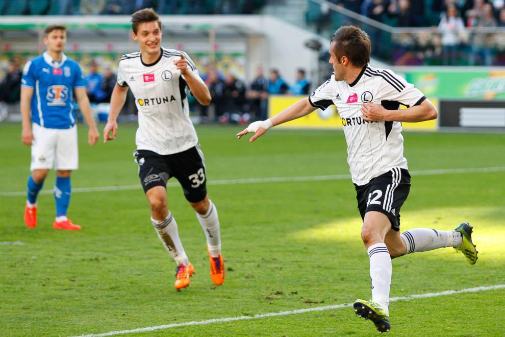 Legia Warszawa 1-0 Lech Poznań - fot. Piotr Galas/wiadomosci24.pl (zdjęcie 24 z 72)